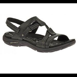 Merrell Swivel Leather Sandals